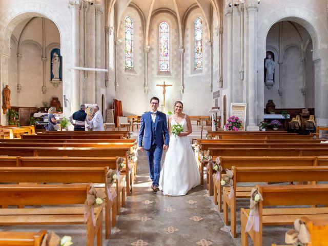 Le mariage de François et Charlotte à Sainte-Luce-sur-Loire, Loire Atlantique 28