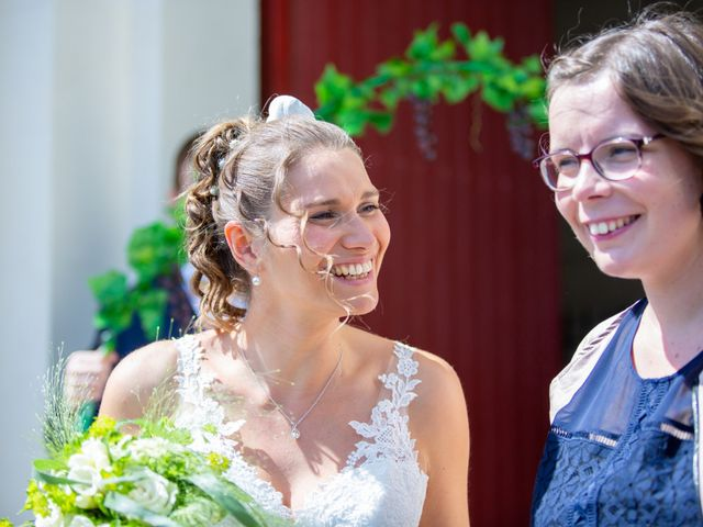 Le mariage de François et Charlotte à Sainte-Luce-sur-Loire, Loire Atlantique 32