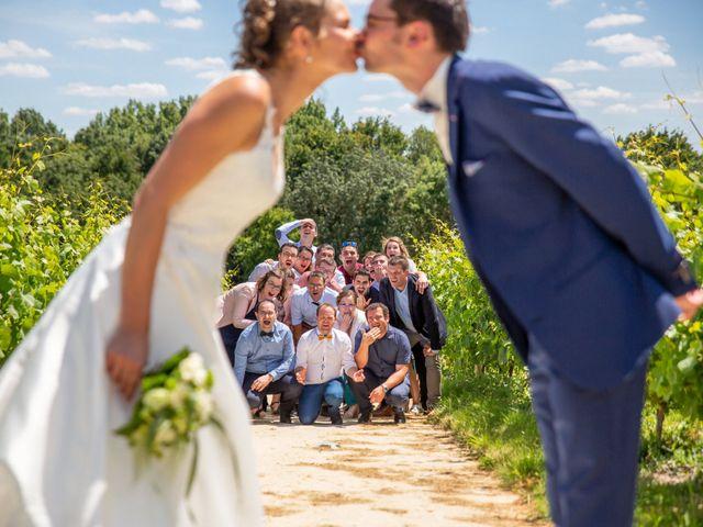 Le mariage de Charlotte et François