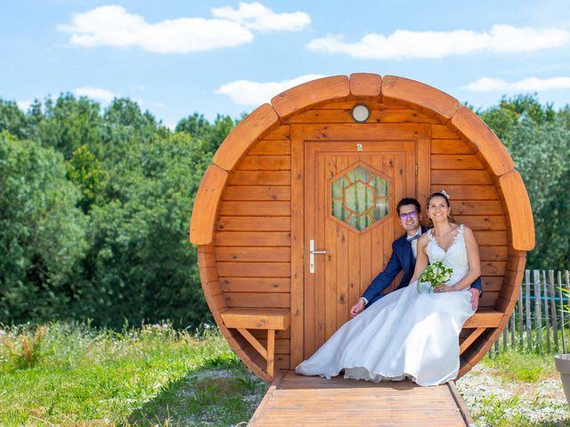Le mariage de François et Charlotte à Sainte-Luce-sur-Loire, Loire Atlantique 53