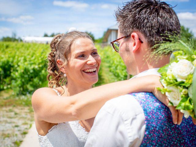 Le mariage de François et Charlotte à Sainte-Luce-sur-Loire, Loire Atlantique 57
