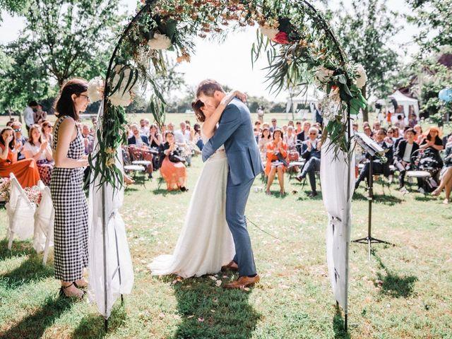 Le mariage de Isabelle et Thomas