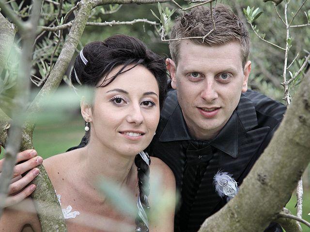 Le mariage de Claudia et Kévin