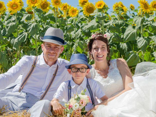 Le mariage de Amandine et Jean-Daniel