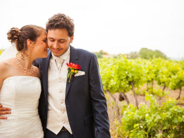 Le mariage de Camille et Anaël