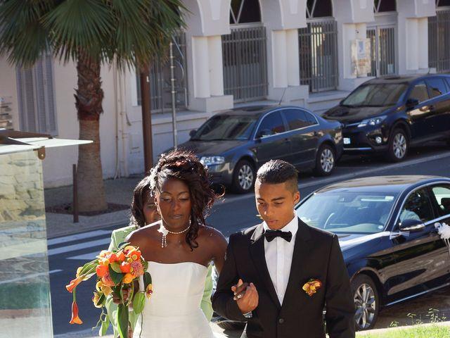 Le mariage de Cédric et Florence à Le Cannet, Alpes-Maritimes 4