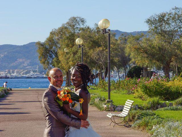 Le mariage de Cédric et Florence à Le Cannet, Alpes-Maritimes 14