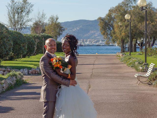 Le mariage de Cédric et Florence à Le Cannet, Alpes-Maritimes 15