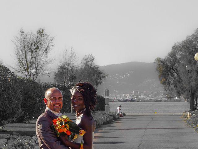 Le mariage de Cédric et Florence à Le Cannet, Alpes-Maritimes 16