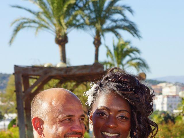 Le mariage de Cédric et Florence à Le Cannet, Alpes-Maritimes 17