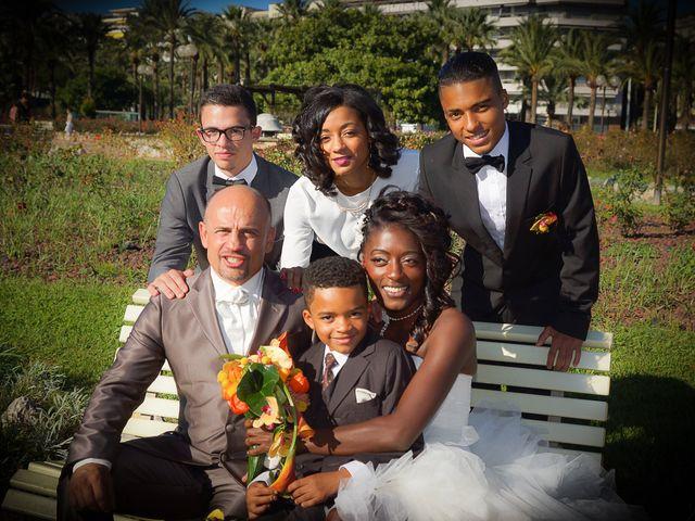 Le mariage de Cédric et Florence à Le Cannet, Alpes-Maritimes 20