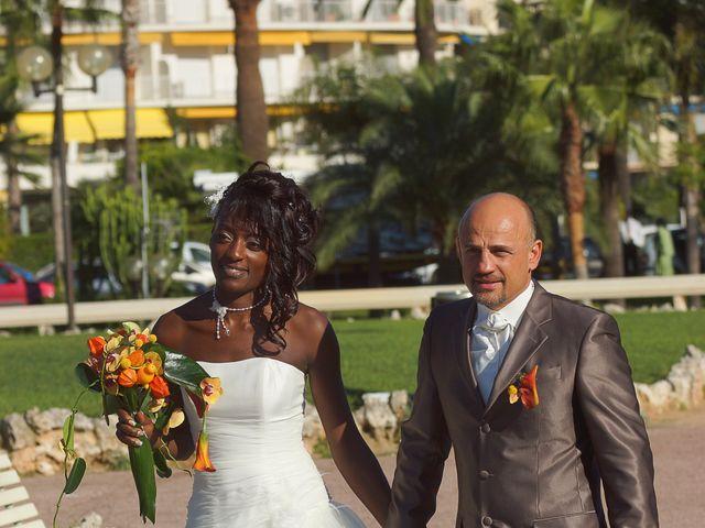 Le mariage de Cédric et Florence à Le Cannet, Alpes-Maritimes 22