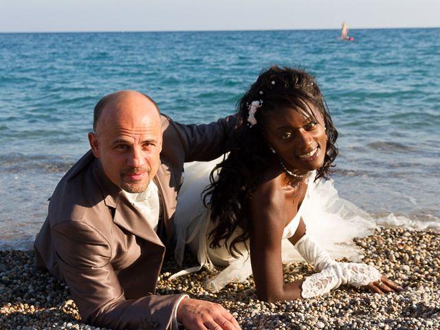 Le mariage de Cédric et Florence à Le Cannet, Alpes-Maritimes 28
