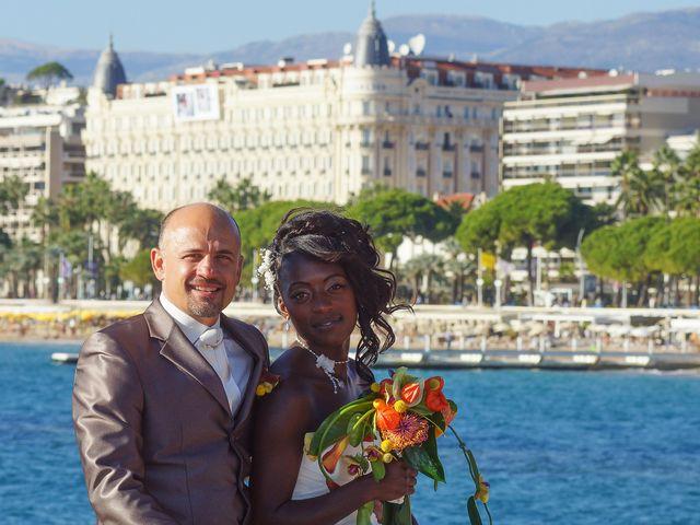 Le mariage de Cédric et Florence à Le Cannet, Alpes-Maritimes 29