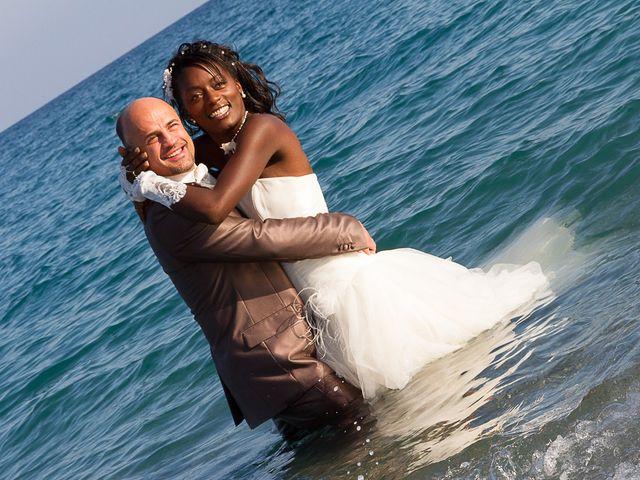 Le mariage de Cédric et Florence à Le Cannet, Alpes-Maritimes 30