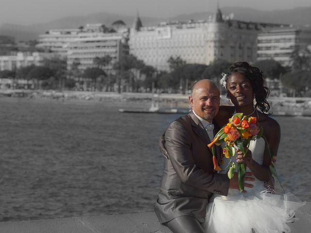 Le mariage de Cédric et Florence à Le Cannet, Alpes-Maritimes 33