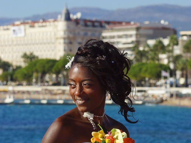 Le mariage de Cédric et Florence à Le Cannet, Alpes-Maritimes 34