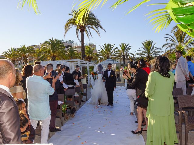 Le mariage de Cédric et Florence à Le Cannet, Alpes-Maritimes 44