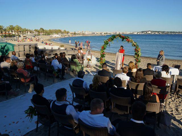 Le mariage de Cédric et Florence à Le Cannet, Alpes-Maritimes 47