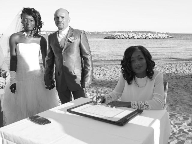 Le mariage de Cédric et Florence à Le Cannet, Alpes-Maritimes 66