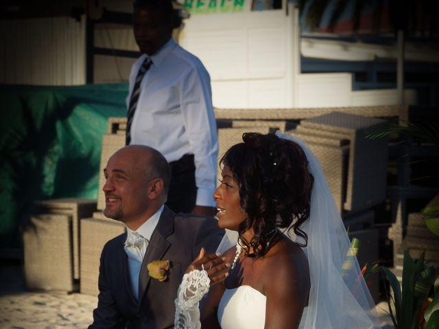 Le mariage de Cédric et Florence à Le Cannet, Alpes-Maritimes 68