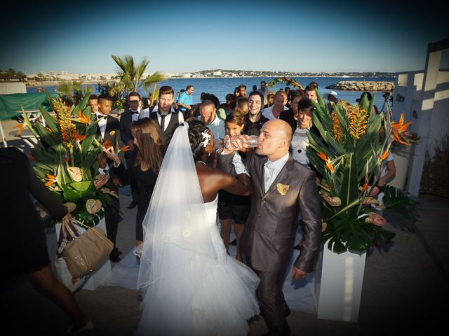 Le mariage de Cédric et Florence à Le Cannet, Alpes-Maritimes 75