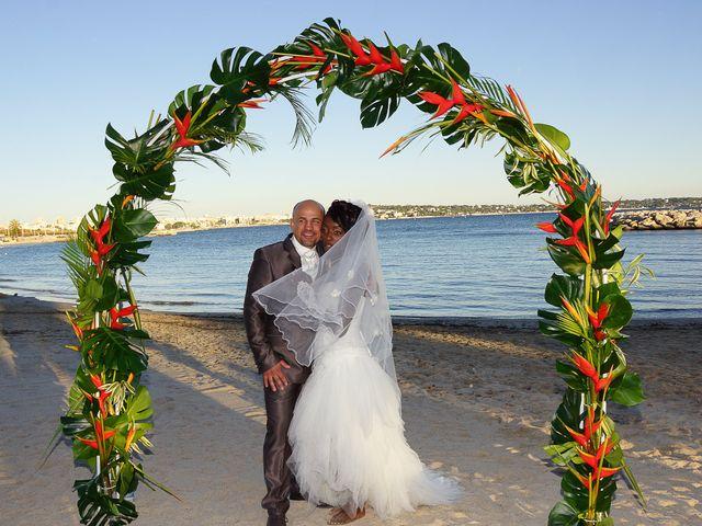 Le mariage de Cédric et Florence à Le Cannet, Alpes-Maritimes 82