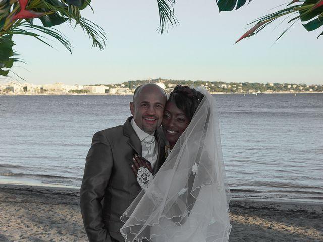 Le mariage de Cédric et Florence à Le Cannet, Alpes-Maritimes 83