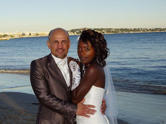 Le mariage de Cédric et Florence à Le Cannet, Alpes-Maritimes 91