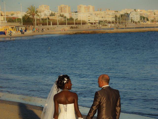 Le mariage de Cédric et Florence à Le Cannet, Alpes-Maritimes 92