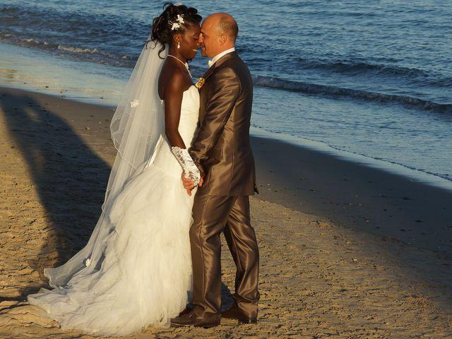 Le mariage de Cédric et Florence à Le Cannet, Alpes-Maritimes 93