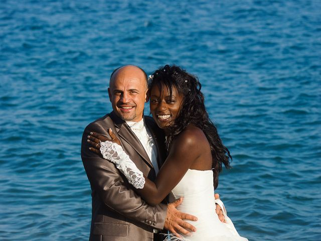 Le mariage de Cédric et Florence à Le Cannet, Alpes-Maritimes 129