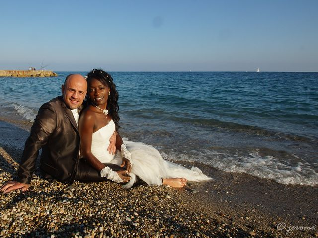 Le mariage de Cédric et Florence à Le Cannet, Alpes-Maritimes 141