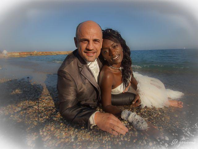 Le mariage de Cédric et Florence à Le Cannet, Alpes-Maritimes 142
