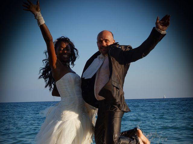 Le mariage de Cédric et Florence à Le Cannet, Alpes-Maritimes 146