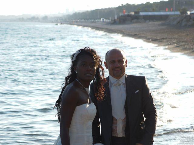 Le mariage de Cédric et Florence à Le Cannet, Alpes-Maritimes 147