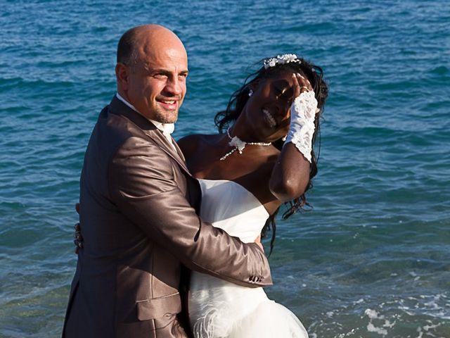 Le mariage de Cédric et Florence à Le Cannet, Alpes-Maritimes 153