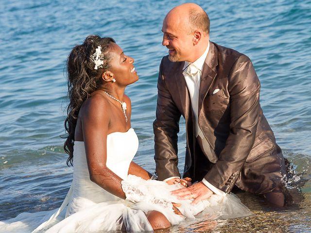 Le mariage de Cédric et Florence à Le Cannet, Alpes-Maritimes 155