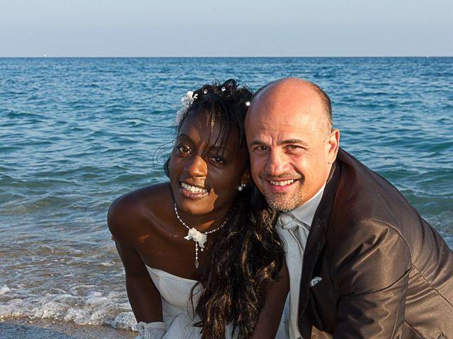 Le mariage de Cédric et Florence à Le Cannet, Alpes-Maritimes 162