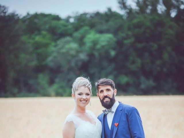 Le mariage de John et Sandra à Blagnac, Haute-Garonne 1