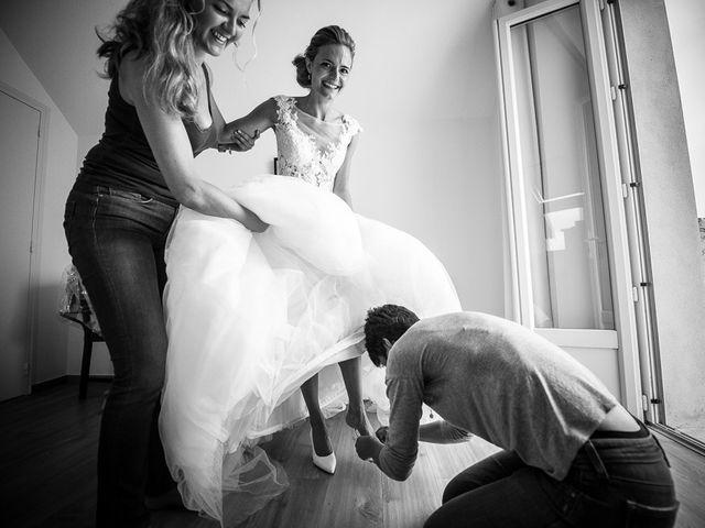 Le mariage de Pierre-Alexandre et Julie à Ablis, Yvelines 15