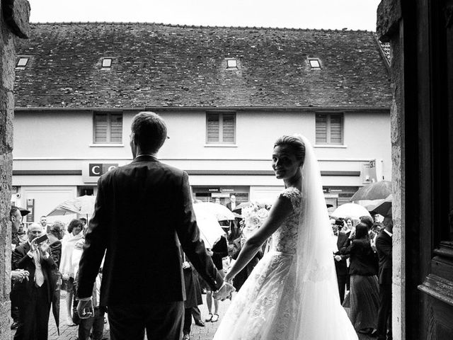 Le mariage de Pierre-Alexandre et Julie à Ablis, Yvelines 28