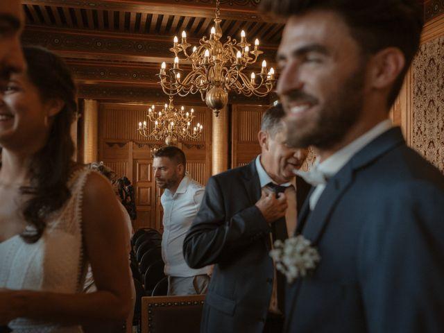 Le mariage de Florent et Cécile à Nantes, Loire Atlantique 27