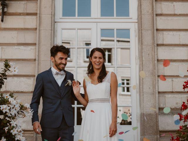 Le mariage de Florent et Cécile à Nantes, Loire Atlantique 32