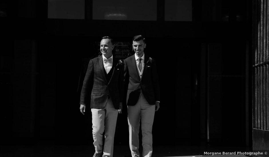 Le mariage de Alexandre et Nicolas à Le Havre, Seine-Maritime