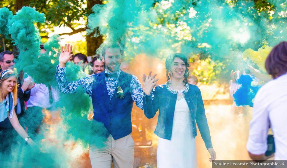 Le mariage de Gilles et Camille à Varades, Loire Atlantique