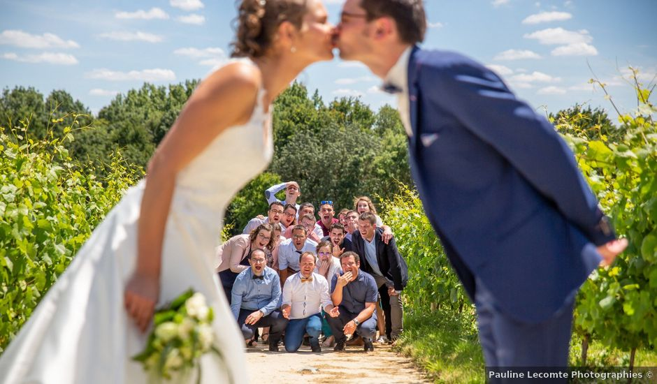 Le mariage de François et Charlotte à Sainte-Luce-sur-Loire, Loire Atlantique