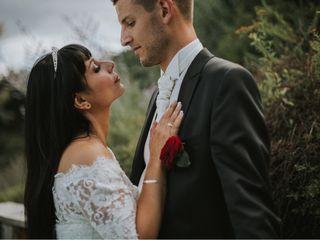 Le mariage de Fabien et Margareth