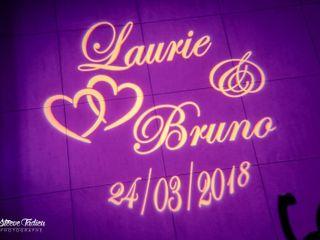 Le mariage de Laurie et Bruno  1