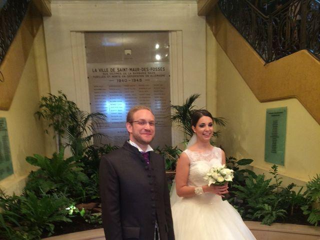 Le mariage de Jérémie et Cécilia à Saint-Maur-des-Fossés, Val-de-Marne 15
